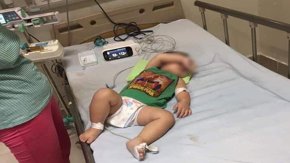 Hai trẻ nhỏ trong một gia đình tử vong vì bệnh Whitmore